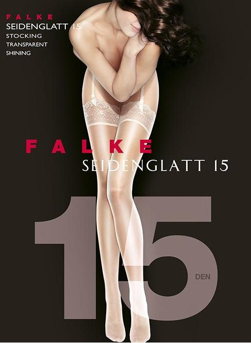 Falke seidenglatt 15 stocking 41511