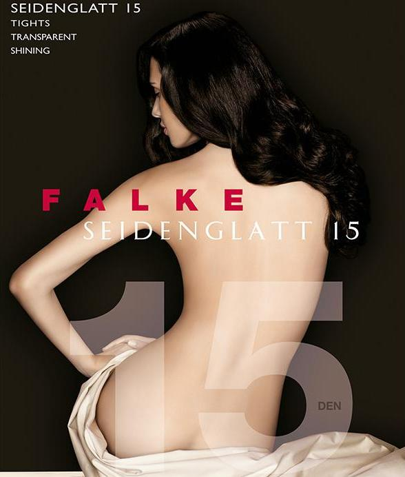 Falke seidenglatt 15 tranparent shiniing tights 40493