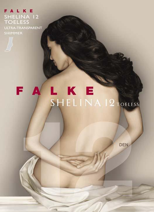 Falke Shelina 12 toeless