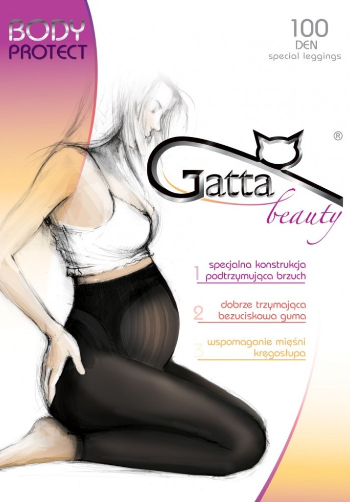 Body Protect leggins 100/Gatta Donna 100 leggins